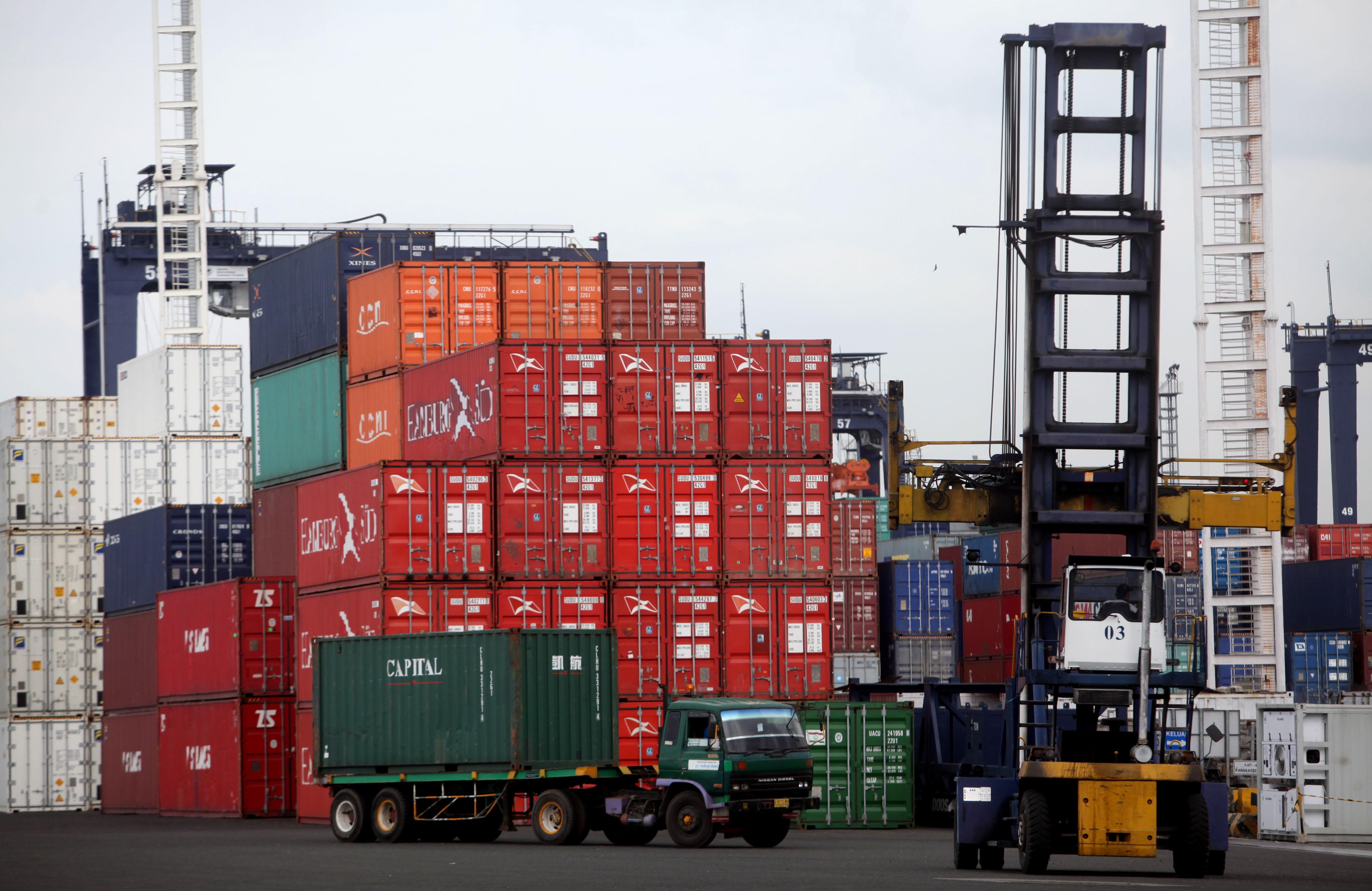 Ongkos Logistik Domestik Masih Lebih Mahal Ketimbang Antar Negara